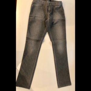 Elie Tahari Grey Jeans